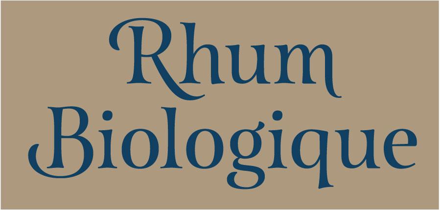 Rhum Biologique by Amuseum Naturalis